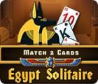 Egypt Solitaire Match 2 Cards Spiel