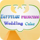 Egyptian Princess Wedding Cake Spiel