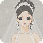 Elegant Wedding DressUp Spiel