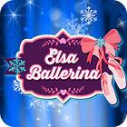 Elsa Ballerina Spiel