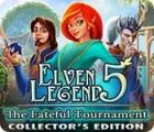Elven Legend 5: The Fateful Tournament Collector's Edition Spiel