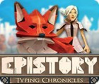 Epistory: Typing Chronicles Spiel