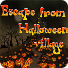 Escape From Halloween Village Spiel