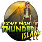 Escape from Thunder Island Spiel