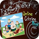 Family Guy Online Coloring Spiel