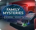 Family Mysteries: Criminal Mindset Spiel