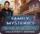Family Mysteries: Echoes of Tomorrow Collector's Edition Spiel