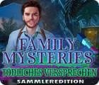 Family Mystery: Tödliches Versprechen Sammleredition Spiel