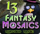 Fantasy Mosaics 13: Unexpected Visitor Spiel