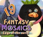 Fantasy Mosaics 19: Edge of the World Spiel