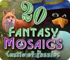Fantasy Mosaics 20: Castle of Puzzles Spiel