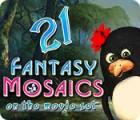 Fantasy Mosaics 21: On the Movie Set Spiel