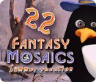 Fantasy Mosaics 22: Summer Vacation Spiel