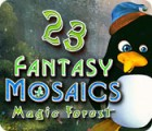 Fantasy Mosaics 23: Magic Forest Spiel