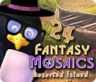 Fantasy Mosaics 24: Deserted Island Spiel