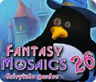 Fantasy Mosaics 26: Fairytale Garden Spiel