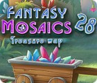Fantasy Mosaics 28: Treasure Map Spiel