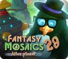 Fantasy Mosaics 29: Alien Planet Spiel