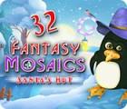 Fantasy Mosaics 32: Santa's Hut Spiel