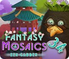 Fantasy Mosaics 34: Zen Garden Spiel
