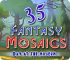 Fantasy Mosaics 35: Day at the Museum Spiel