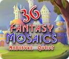 Fantasy Mosaics 36: Medieval Quest Spiel