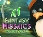 Fantasy Mosaics 41: Wizard's Realm Spiel