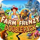 Farm Frenzy 3 & Farm Frenzy: Viking Heroes Double Pack Spiel