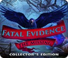 Fatal Evidence: The Missing Collector's Edition Spiel