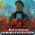 Fear for Sale: Mord in Sunnyvale Sammleredition Spiel