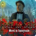 Fear for Sale: Mord in Sunnyvale Spiel