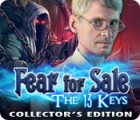 Fear for Sale: Die 13 Schlüssel Sammleredition Spiel