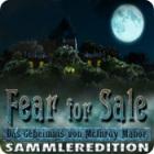 Fear for Sale: Das Geheimnis von McInroy Manor Sammleredition Spiel