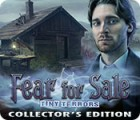 Fear for Sale: Tiny Terrors Collector's Edition Spiel