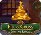Ausfüllen und ankreuzen: Weihnachtsrätsel 2015 Spiel
