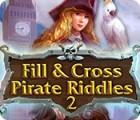Ausfüllen und ankreuzen: Piratenrätsel 2 Spiel