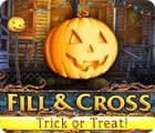 Fill & Cross: Trick or Treat! Spiel