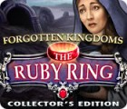 Forgotten Kingdoms: The Ruby Ring Collector's Edition Spiel