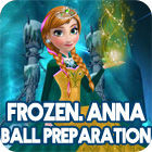 Frozen. Anna Dress Up Spiel
