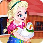 Frozen. Anna Poultry Care Spiel