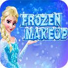 Frozen. Make Up Spiel