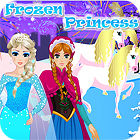 Frozen. Princesses Spiel