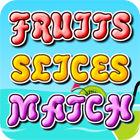 Fruit Slices Match Spiel