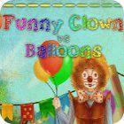 Funny Clown vs Balloons Spiel