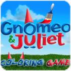 Gnomeo und Julia Färbung Spiel