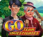 GO Team Investigates: Solitaire and Mahjong Mysteries Spiel
