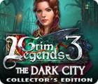Grim Legends: Die Stadt der dunklen Mächte Sammleredition Spiel