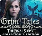 Grim Tales: Zu Unrecht Verdächtigt Sammleredition Spiel