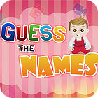 Guess The Names Spiel