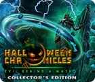 Halloween Chronicles: Evil Behind a Mask Collector's Edition Spiel